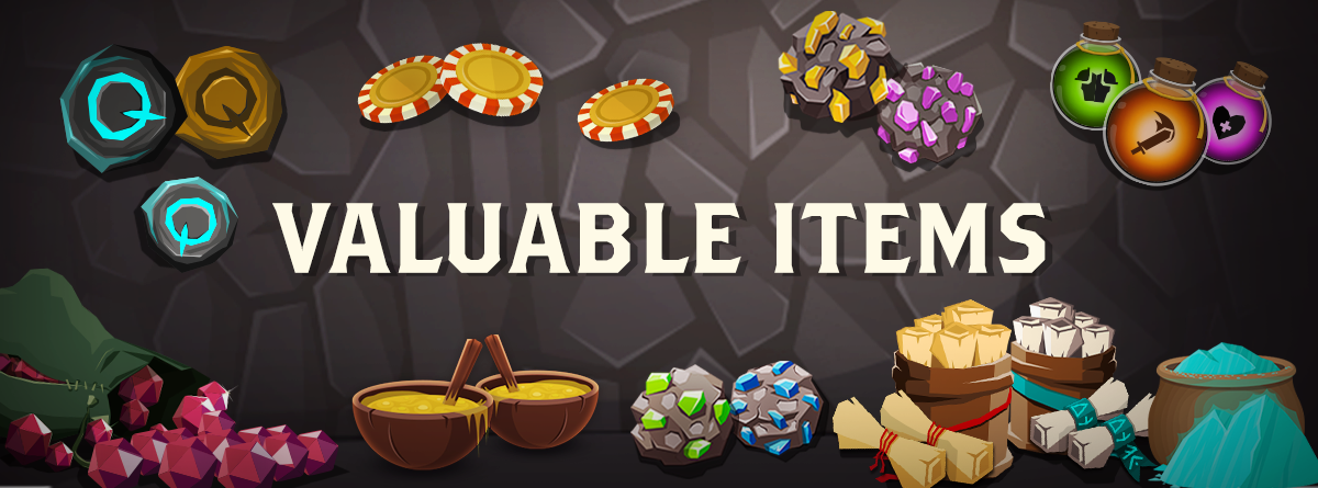 Valuable Items