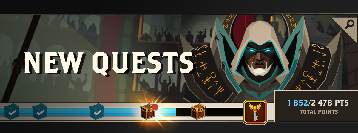Learn More About New Quests
