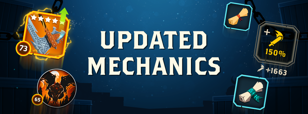 New Updated Mechanics
