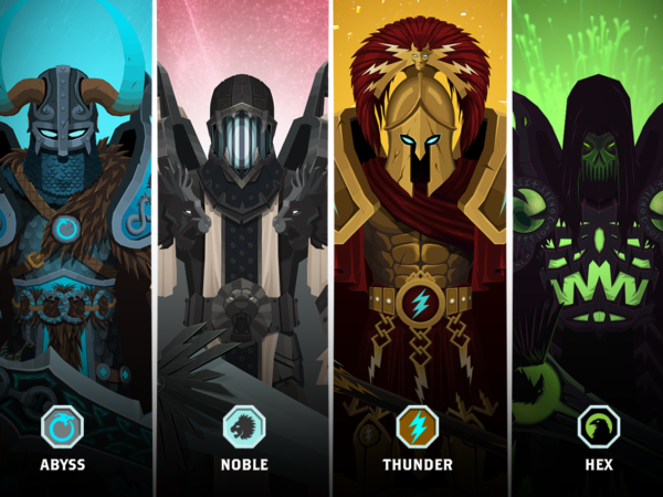 FIND OUT MORE ABOUT 4 NEW SETS!