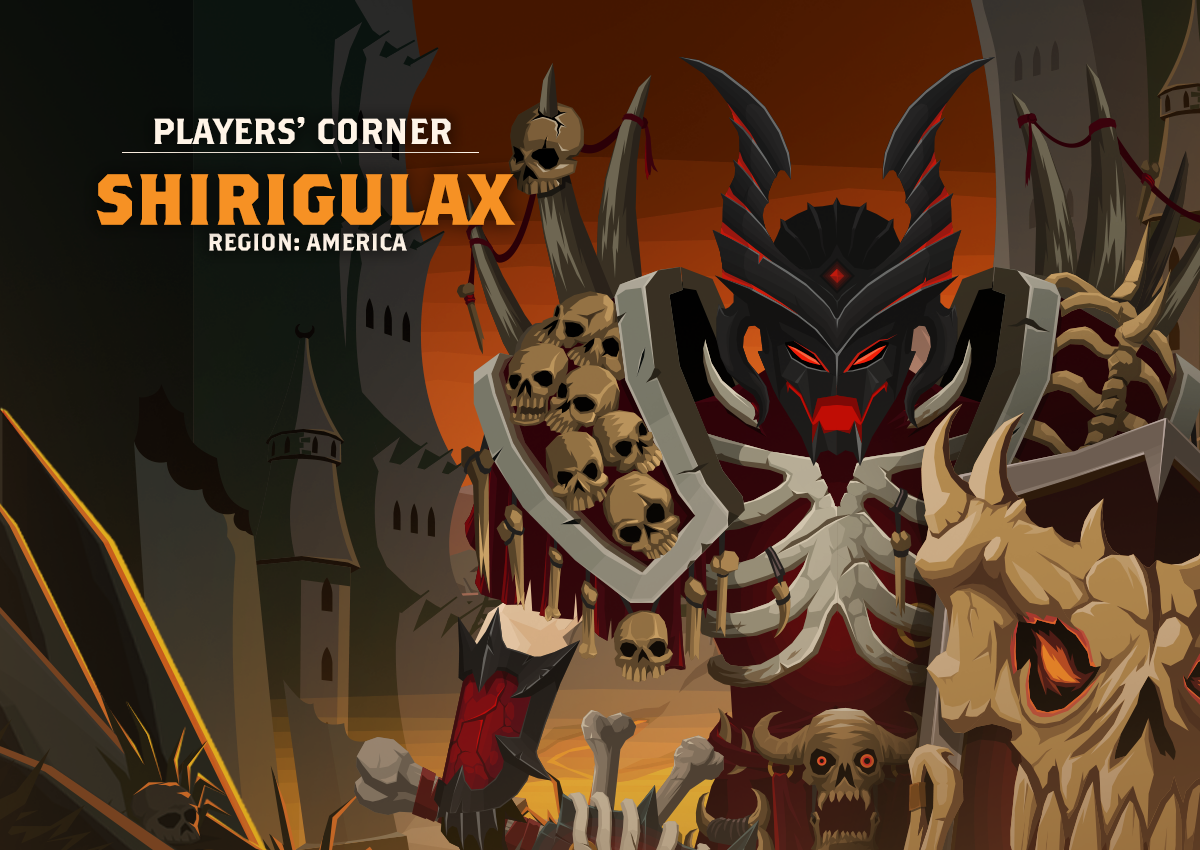 PLAYER'S CORNER – SHRIGULAX ON BATTLE EVENTS