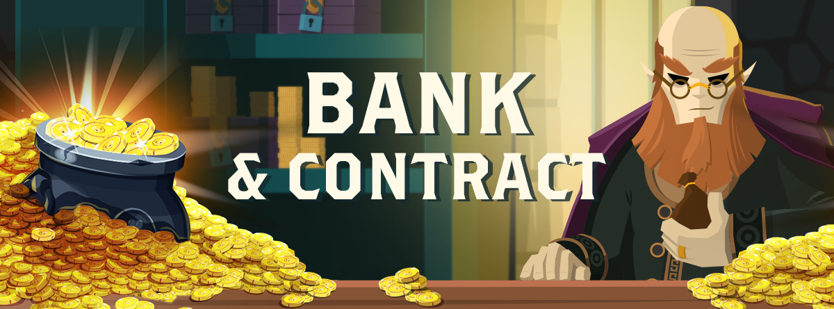 Bank and Contract