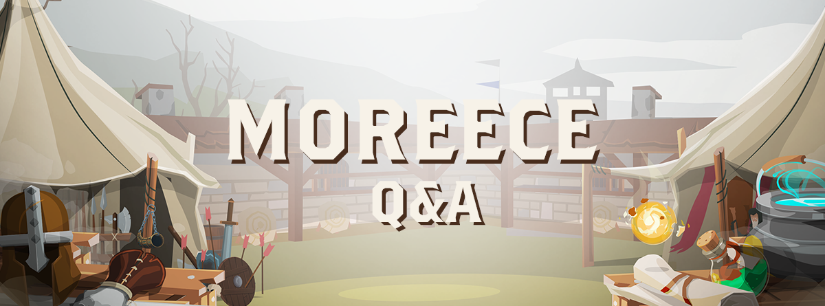 Q&A With Questland's Strongest Player: Moreece!