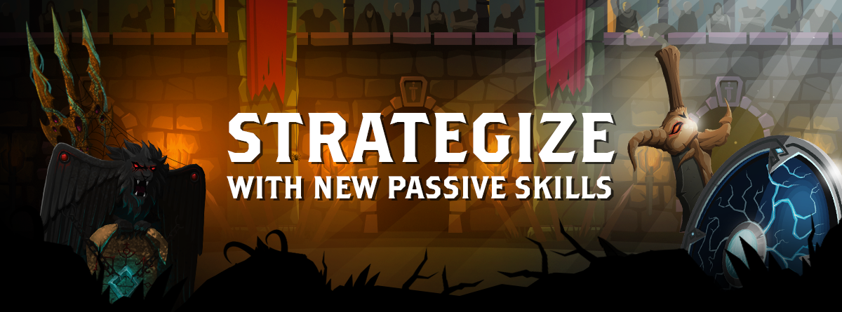Strategizing With New Passive Skills