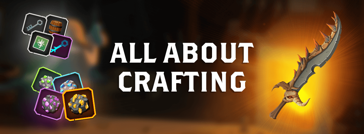 All About Crafts!
