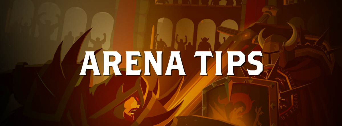 Arena tips