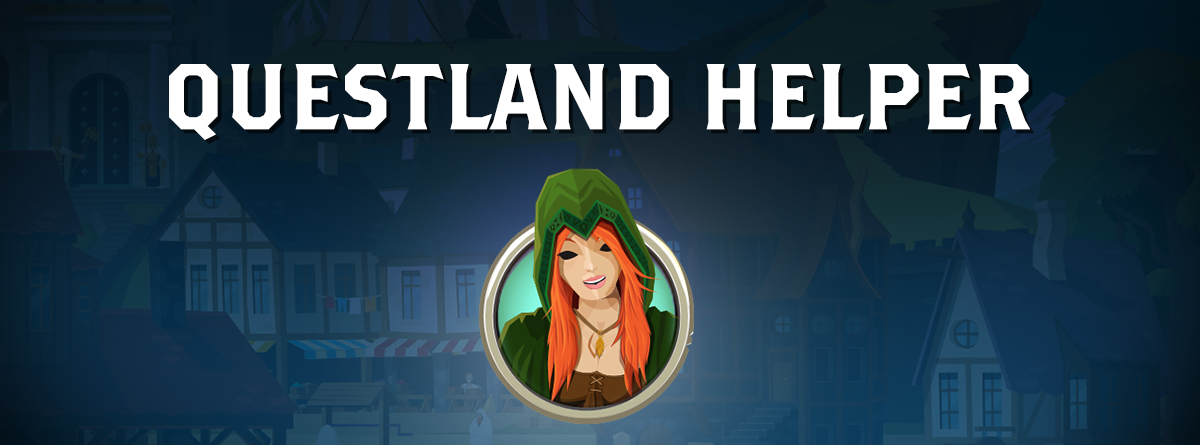 Questland Helper