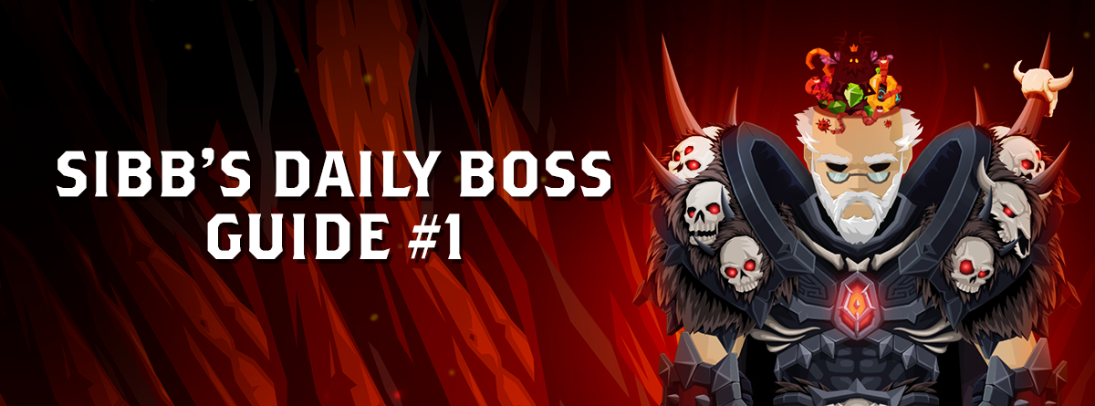SIBB's Daily Boss Guide #1
