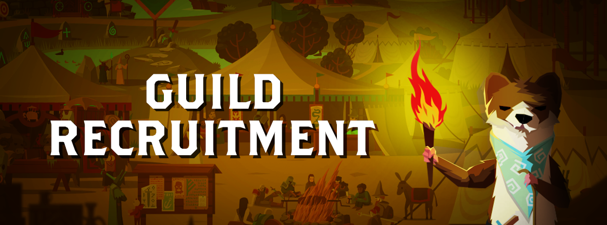 Guild Recruitment
